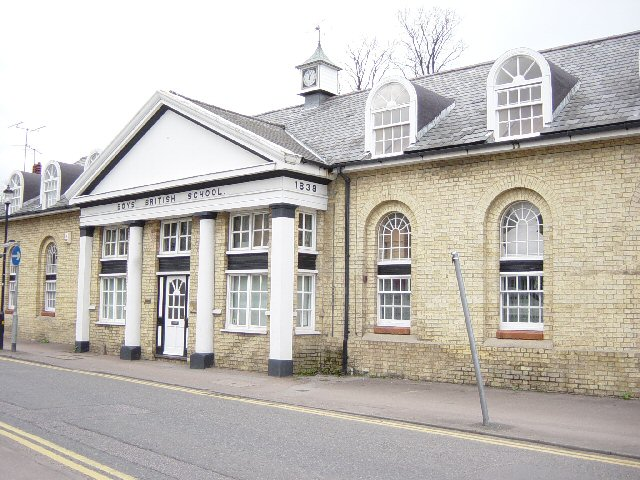 Traditional English School
