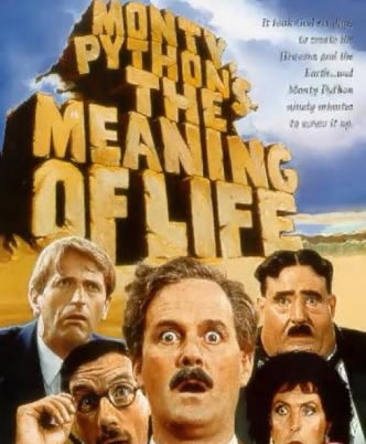 The Meaning of Life - Filmplakat