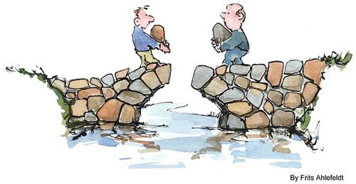 Puentes y comunicación